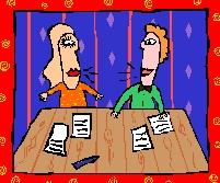 cartoon_couple_making_lists