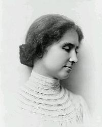 Helen Keller, 1904