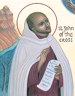 Saint John of the Cross, 1542-1591