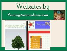 Websites by Annagrammatica