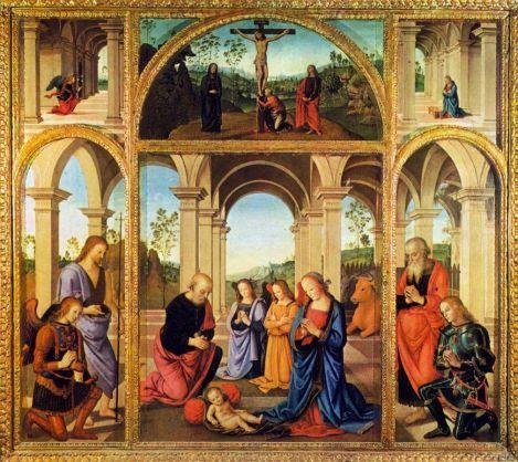 Pietro_Perugino_Polyptych_Albani_Torlonia_c1491
